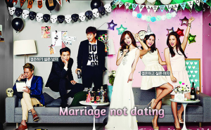 marriage not dating poster 1-le tazzine di yoko