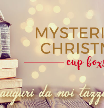 MYSTERIOUS CHRISTMAS CUP (BOXS)!