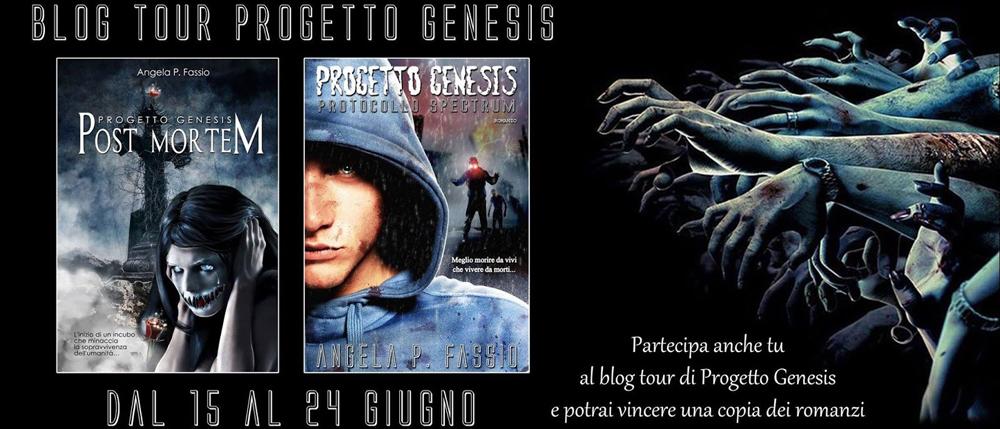 progetto genesis - banner - le tazzine di yoko