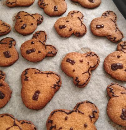 """Primo appuntamento con la rubrica """"Tazzine imbranate in cucina"""": i biscotti koalosi"""