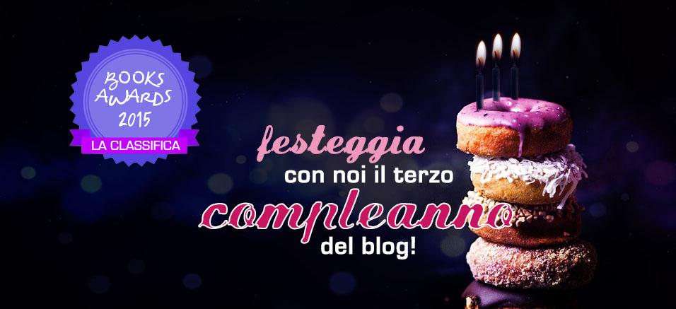 terzo compleanno blog le tazzine di yoko