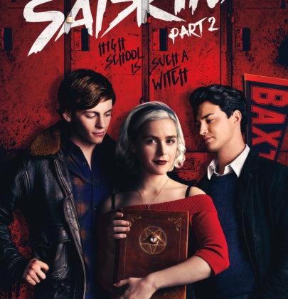 Recensione alla seconda parte di Le terrificanti avventure di Sabrina