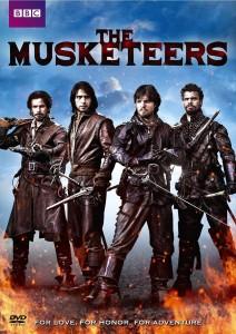 the muskeeters locandina-le tazzine di yoko