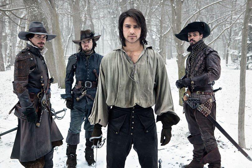 the-musketeers 2-le tazzine di yoko