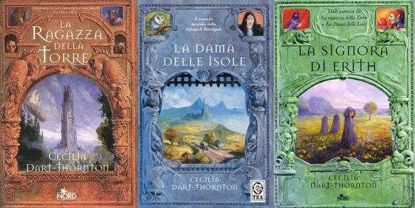 trilogia dart-thornton - le tazzine di yoko