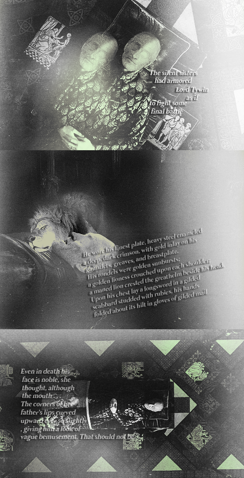 tywin died-le tazzine di yoko