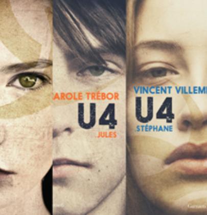 """E' uscito oggi """"U4. Koridwen"""", primo di 4 libri di una serie distopica YA"""