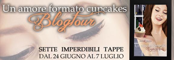 un amore di cupcakes banner blogtour - le tazzine di yoko
