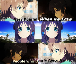 unrequited love nagi no asukara-le tazzine di yoko