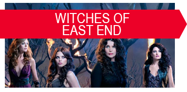 WITCHES OF EAST END serietv le tazzine di yoko