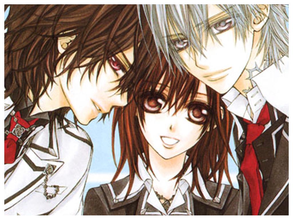 Vampire Knight Zero And Yuki And Kaname Il finale di Vampire K...
