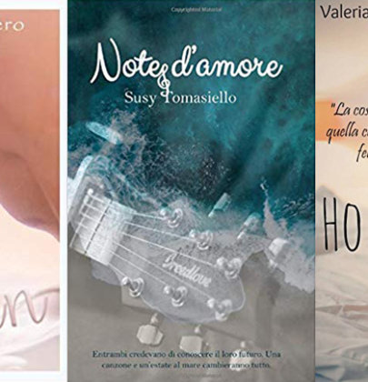 Nella biscottiera tre romance contemporanei: Note d'amore – Ethan – Ho trovato te