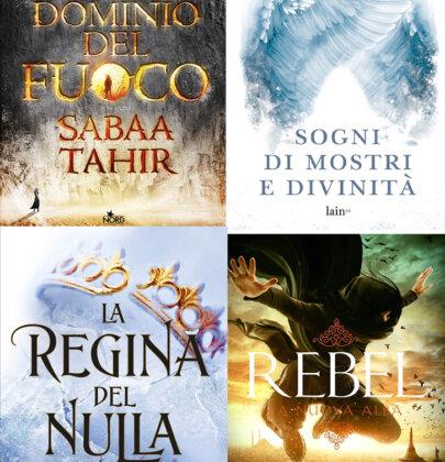 9 libri fantasy romance che vi consigliamo per un San Valentino libroso