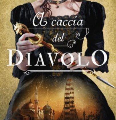 """Review Tour dedicato a """"A caccia del diavolo"""" di Kerri Maniscalco"""