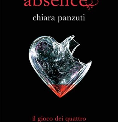 "Review Party dedicato ad ""Absence"" di Chiara Panzuti"