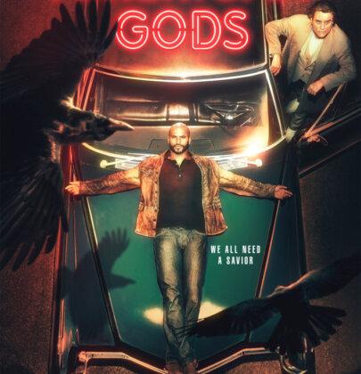 American Gods la prima stagione della serie tratta dal libro di Gaiman