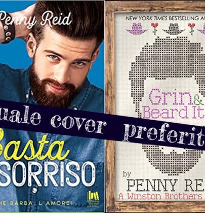 """Tazzine a confronto: cover italiana VS cover originale di """"Basta un sorriso"""" di Penny Reid"""