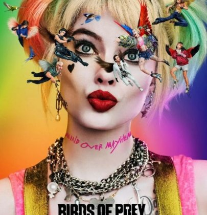 Recensione al film Birds of Prey e la fantasmagorica rinascita di Harley Quinn