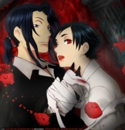 """""""Blood+"""", l'anime dark, fantasy e sentimentale con dei bei vampiri/licantropi"""
