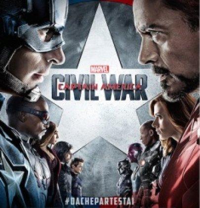 Siamo andate a vedere Captain America: Civil War