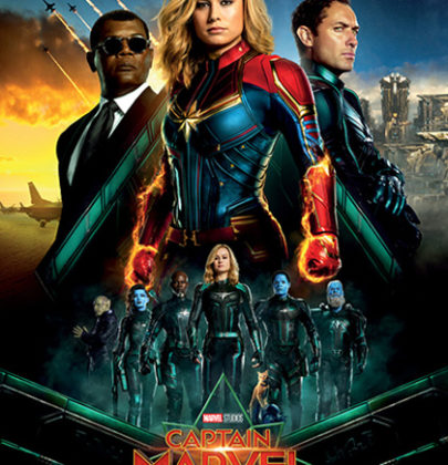 "Recensione al film ""Captain Marvel"""
