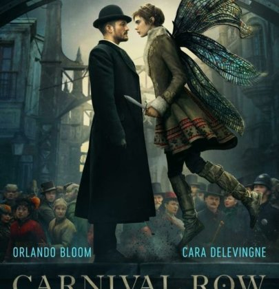 Recensione alla prima stagione di Carnival Row, la serie con Cara Delevigne e Orlando Bloom