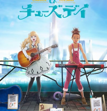 "Recensione all'anime ""Carole & Tuesday"""
