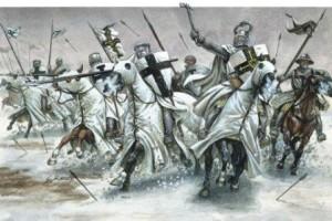 Cavalieri crociati-le tazzine di yoko