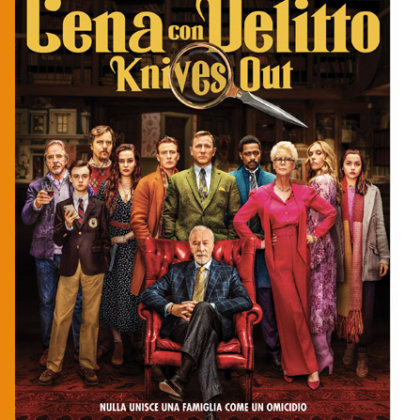 Recensione al film Cena con delitto – Knives Out