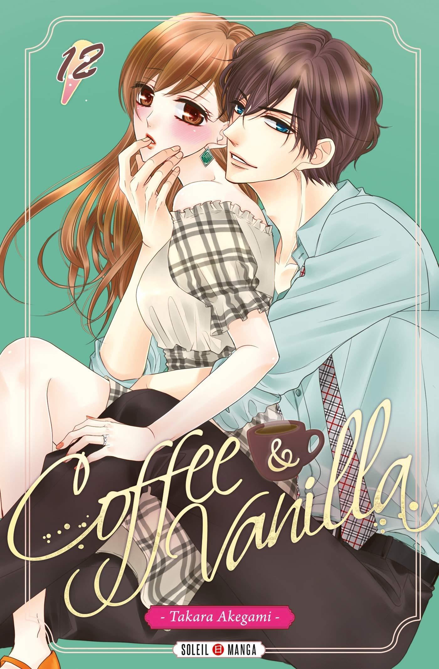 Coffee & Vanilla recensione su Le Tazzine di Yoko