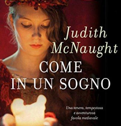 """Recensione di """"Come in un sogno"""" di Judith McNaught"""