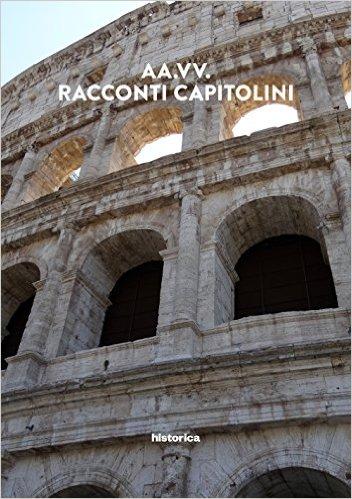 Copertina Racconti Capitolini-le tazzine di yoko