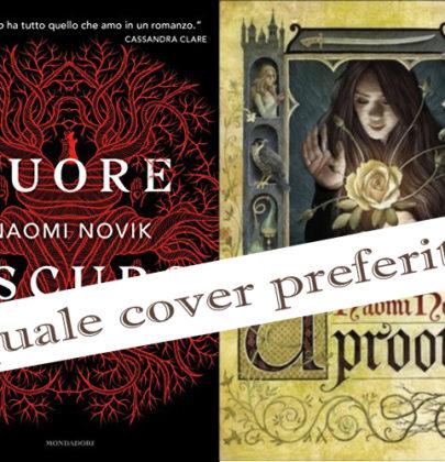 Tazzine a confronto: cover italiana VS cover orginale di Cuore Oscuro
