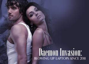 Daemon Invasion-le tazzine di yoko