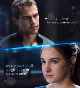 -Divergent-divergent-tris e four