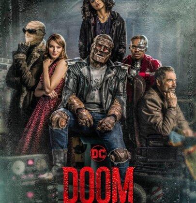 Recensione alla prima stagione di Doom Patrol
