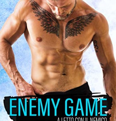 "Review Party dedicato a ""Enemy Game. A letto con il nemico"" di Angela D'Angelo"