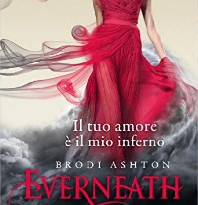 """Recensione a """"Everneath"""" di Brodi Ashton"""