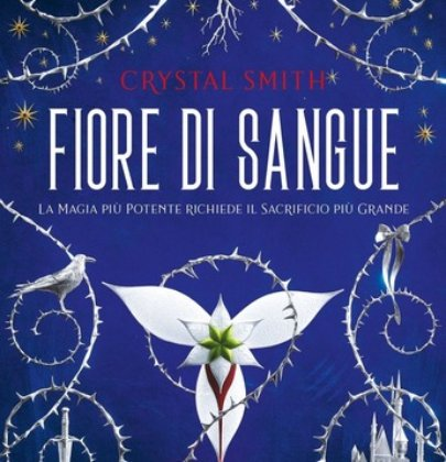 "Anteprima di ""Fiore di Sangue"" di Crystal Smith"