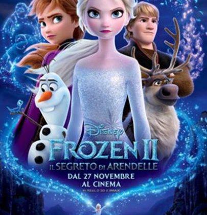 Recensione al film d'animazione Frozen II – Il segreto di Arendelle