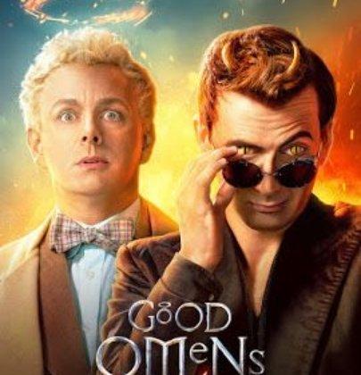 Recensione a Good Omens, la serie tv tratta dal romanzo di Gaiman e Pratchett
