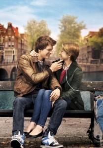Hazel e Agustus ad Amsterdam-le tazzine di yoko