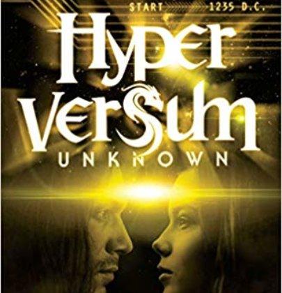 """""""Hyperversum Unknown"""", la conclusione dell'ultima trilogia di Cecilia Randall"""