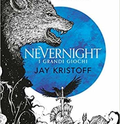 """Review tour dedicato a """"I grandi Giochi. Nevernight"""" di Jay Kristoff"""