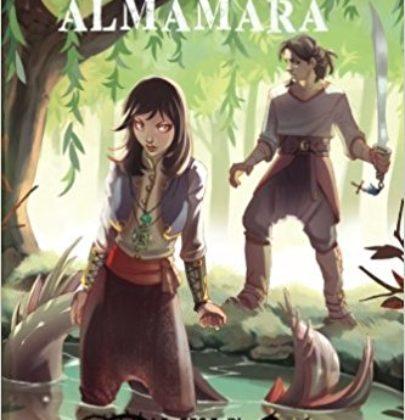 """Recensione a """"I Ribelli di Almamara"""", il romanzo in palio con il fan del mese di settembre"""