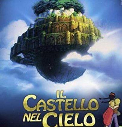 """Recensione a """"Laputa – Il castello nel cielo"""""""