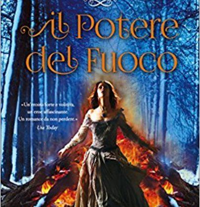 """Recensione de """"Il potere del fuoco"""", secondo libro della serie sulle streghe della Angelini"""