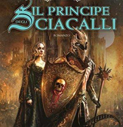 """Anteprima de """"Il principe degli Sciacalli"""" di Rebecca Moro"""