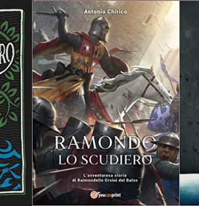 Nella biscottiera tre romanzi storici: Il seme del Palissandro – Ramondo lo scudiero – Sangue pirata