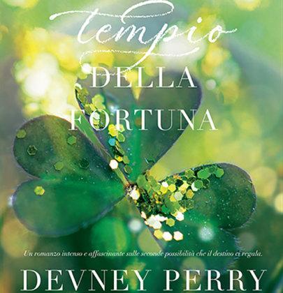 """Sarà disponibile da domani """"Il tempio della fortuna"""" di Devney Perry"""